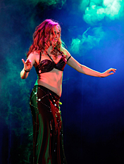 Bauchtanz Berlin Bellydancer Belly Dancer Dancer Katharina